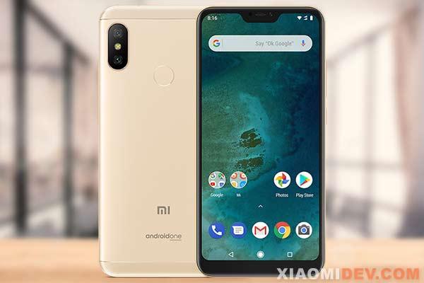 Gambar Hp Xiaomi Mi A2 Lite