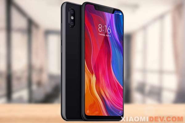 Gambar Xiaomi Mi 8