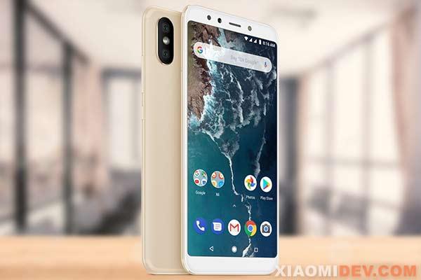 Gambar Xiaomi Mi A2