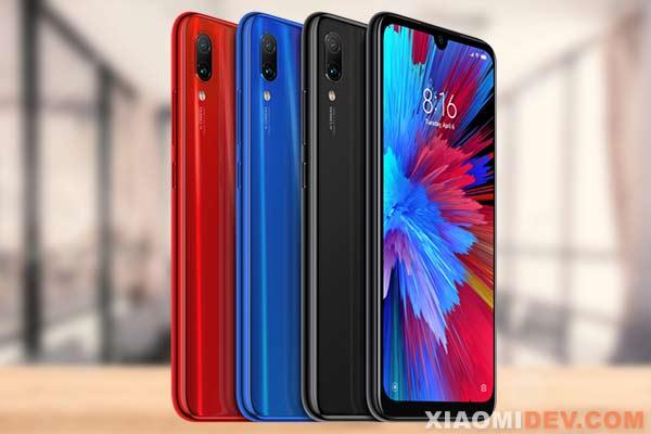 Gambar Xiaomi Redmi Note 7