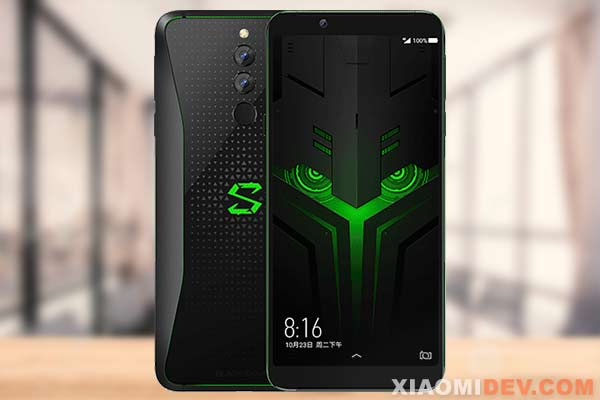 Hp Xiaomi Black Shark Helo Terbaru