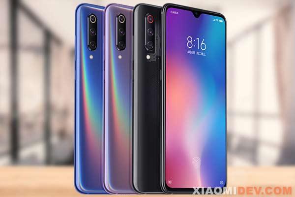 Hp Xiaomi Mi 9 Terbaru
