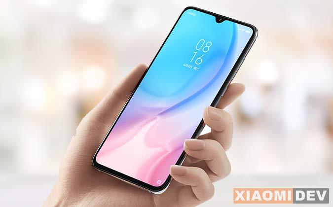 Desain Xiaomi Mi CC9