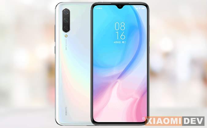 Gambar Xiaomi CC9