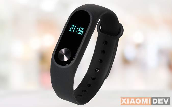 Gambar Smartwatch Xiaomi M Band 2