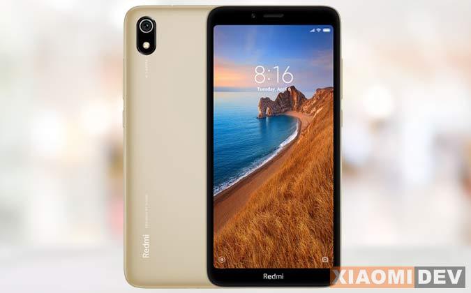 Gambar Xiaomi Redmi 7A