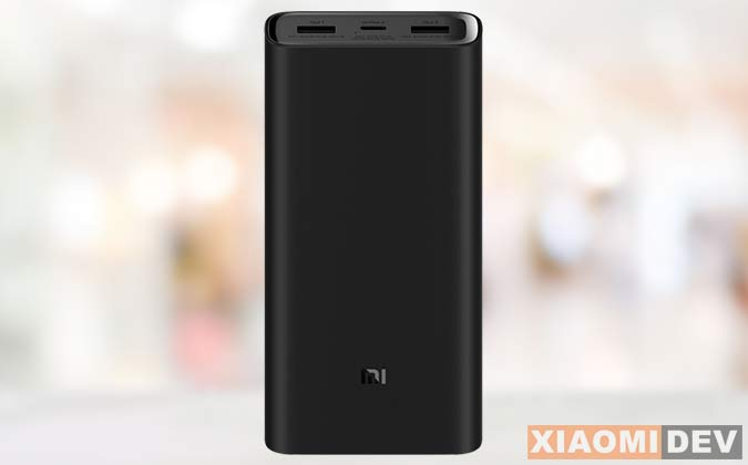 Mi Power Bank 3 Pro 2000 mAh