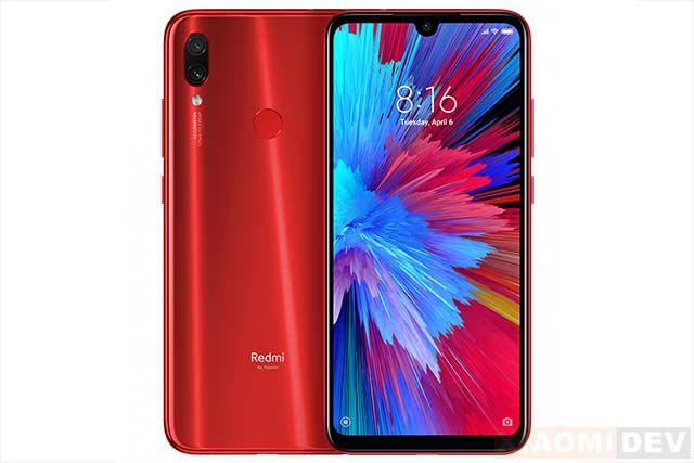 Harga Xiaomi Redmi Note 7 Pro