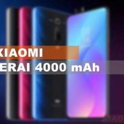 Hp Xiaomi Baterai 4000 mah