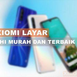 Hp Xiaomi Layar 6 inchi murah