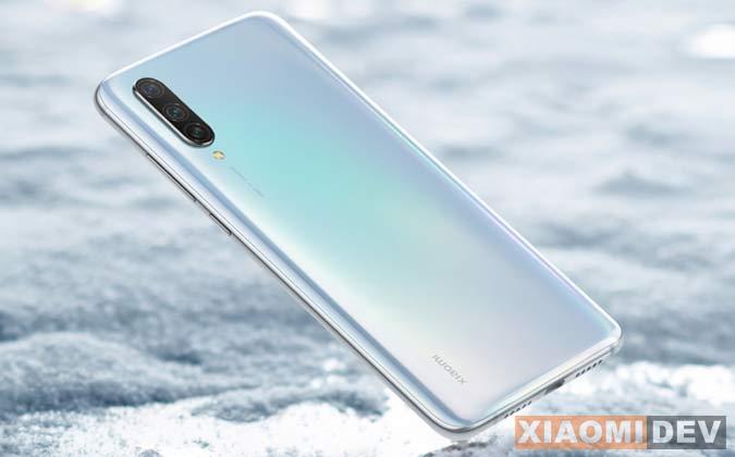 Kamera Belakang Xiaomi Mi CC9