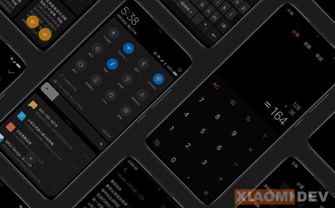 Sistem Operasi Xiaomi CC9