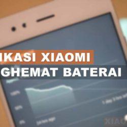 Aplikasi Penghemat Baterai Xiaomi