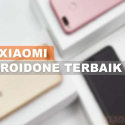 HP Xiaomi Android One Terbaik