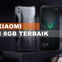 Hp Xiaomi RAM 8GB Terbaik