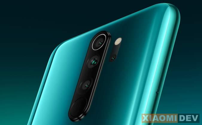 Kamera Xiaomi Redmi Note 8