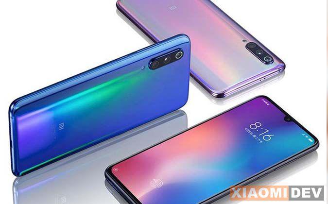 Gambar Xiaomi Mi 9