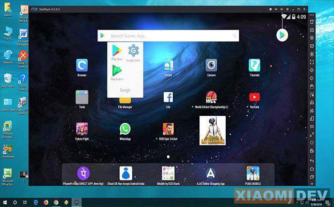 Emulator Android Ringan Dan Terbaru NOX
