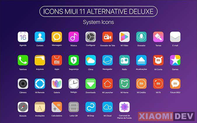 Icon Baru Xiaomi
