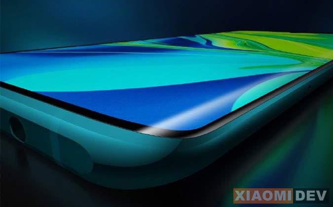 Layar Xiaomi Mi CC9 Pro