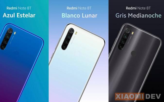 Pefoma Xiaomi Redmi Note 8T
