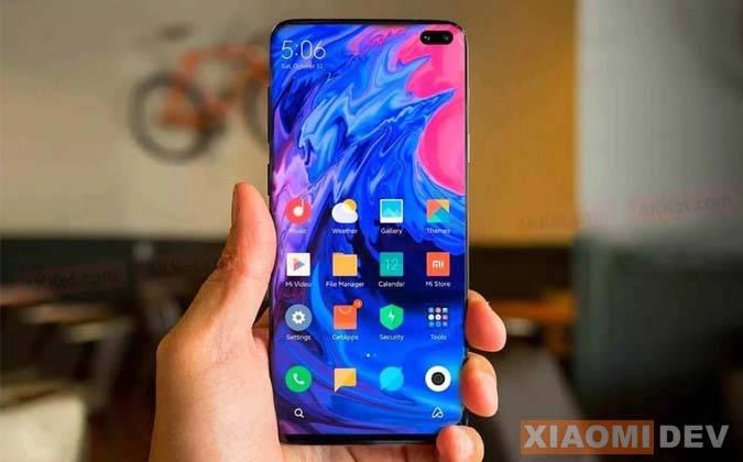 Perfoma Xiaomi Redmi K30
