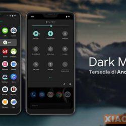 Cara Dark Mode Xiaomi