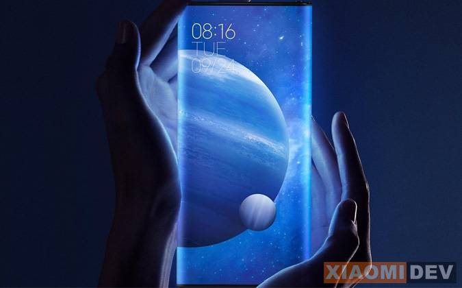 Koneksivitas Xiaomi Mi Alpha