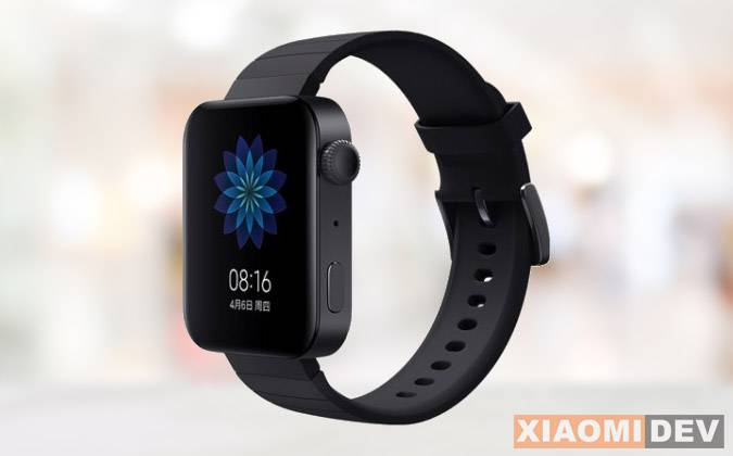 Spesifikasi Xiaomi Mi Watch