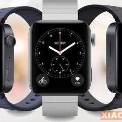 Spsifikasi dan Harga Xiaomi Mi Watch