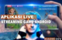 Aplikasi Live Streaming game