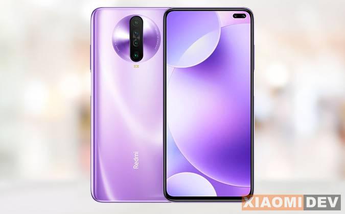 Desain Xiaomi Poco X2