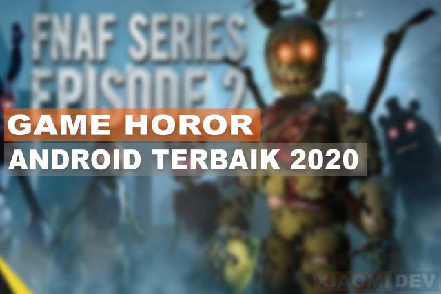 Game Horor Android Terbaik