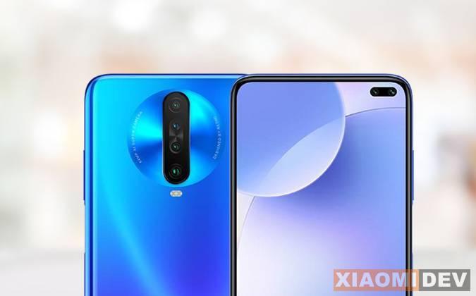 Kamera Xiaomi Poco X2