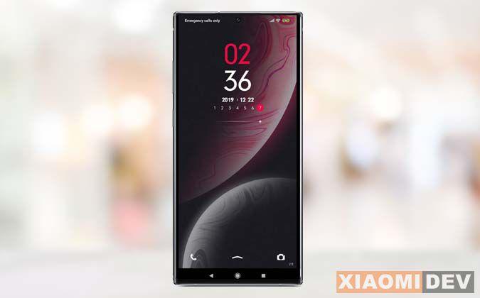 Tema Xiaomi 3