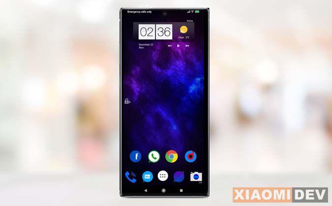 Tema Xiaomi 5