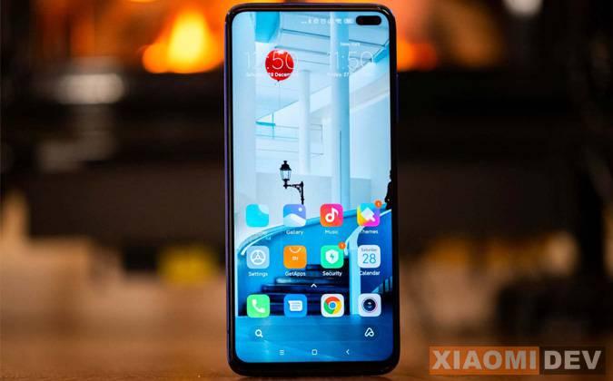 perfoma Xiaomi Poco X2