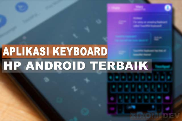 Aplikasi Keyboard HP Di Android