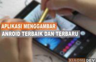 Aplikasi Menggambar Android