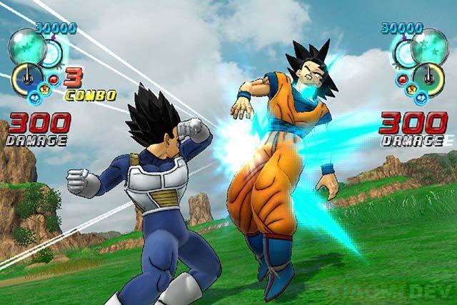 Dragon Ball Ultimate Tenkaichi