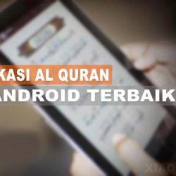 Aplikasi Al Quran Android Terbaik