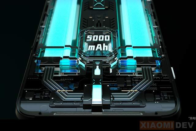 Baterai Xiaomi Black Shark 3 Pro