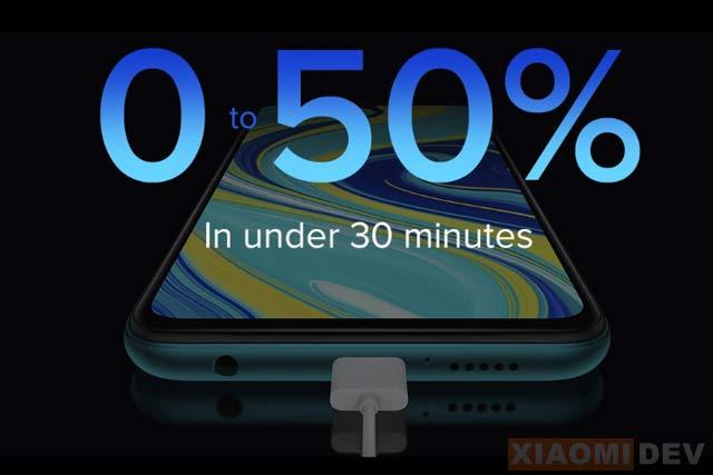 Baterai Xiaomi Redmi Note 9 Pro Max