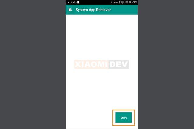 Buka Aplikasi Redmi System manager