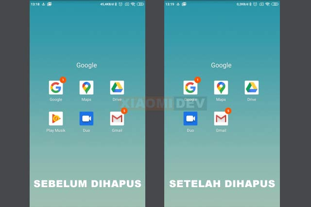 Cara Hapus Aplikasi Bawaan Xiaomi