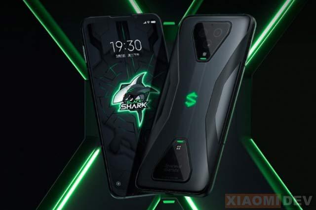 Desain Black Shark 3 Pro