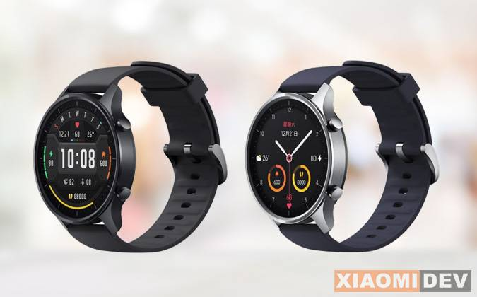 Desain Xiaomi Watch Color