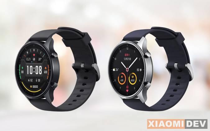 Desain Xiaomi Watch Color