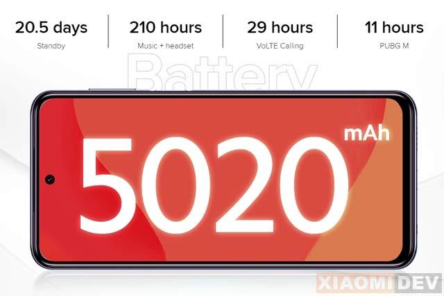 Baterai Redmi Note 9 Pro Max