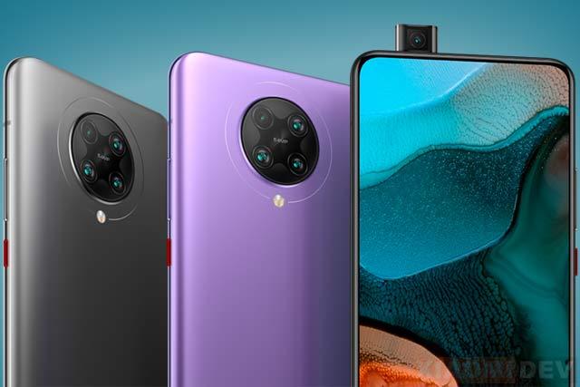 Specifications for Xiaomi Redmi K30 Pro Zoom